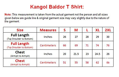 Männer Kangol Baldor T-Shirt Mahogany