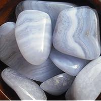 Blue Lace Agate Tumblestones by Gifts and Guidance preisvergleich bei billige-tabletten.eu