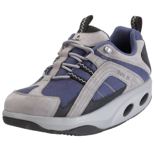 Chung Shi Anti Passo Chicago 9200 Herren Sneaker Grau