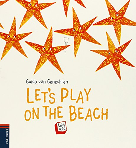 Let's play onthe Beach (Let's read)