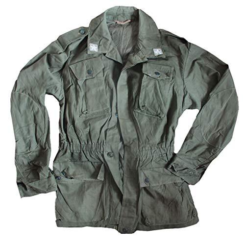 shirtmachine Orig. italienische Feldjacke gebr. (M) - Armee Union Der Mantel
