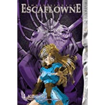 Vision Of Escaflowne, The Volume 4: v. 4 by KATSU AKI (15-Feb-2005) Paperback
