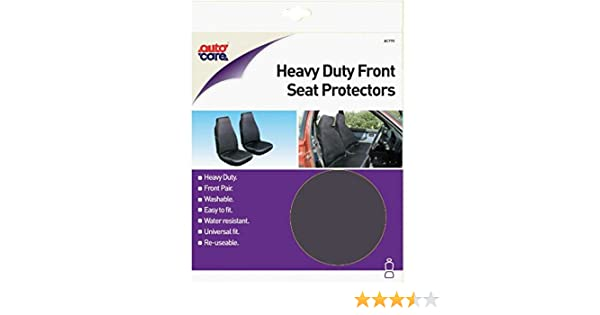 PREMIUM HEAVY DUTY BOOT LINER PROTECTOR SEAT ALHAMBRA DSG 10-
