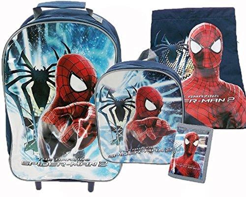 The Amazing Spider-Man 2 Para Niños The Amazing Spider-Man 2: El poder de Electro Juego de equipaje