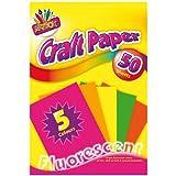 Artbox A4fluoreszierend Pad (Blatt 50)