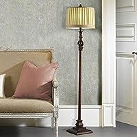 LightSei- Europäische Stil Stehleuchte Schlafzimmer Wohnzimmer Studie Luxuriöse Stehleuchte Nachttischlampe preisvergleich bei billige-tabletten.eu