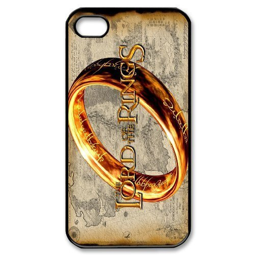 Custom High Quality WUCHAOGUI Phone case Lord Of The Rings Protective Case For Iphone 4 4S case cover - Case-11