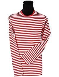 85dd900141a621 Suchergebnis auf Amazon.de für: rot weiß gestreift - Damen: Bekleidung