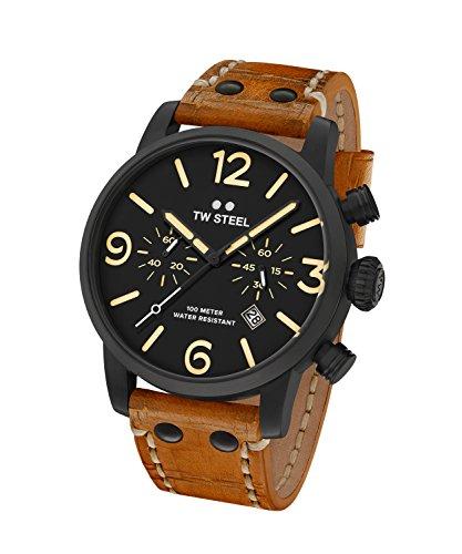 TW Steel Reloj Unisex de Analogico MS33