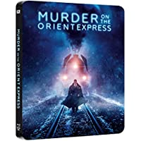 Assassinio sull'Orient Express - Steelbook Blu-Ray