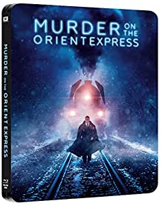 Assassinio sull'Orient Express - Steelbook Blu-Ray