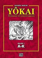 Dictionnaire des YoKaï Vol.1