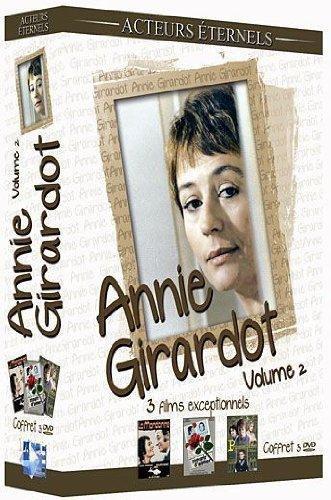Coffret Annie Girardot, vol. 2 : Mourir d'aimer, La Mandarine, Prisonnières
