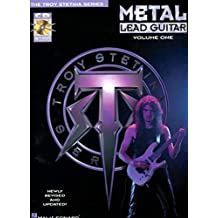 Metal Lead Guitar Method (Revised) Volume 1 Tab Book/Cd