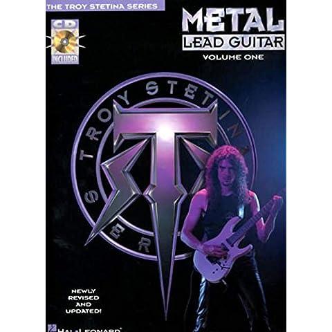 Metal Lead Guitar: 1 - Guitar Method Vol