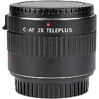 Viltrox C-AF 2X Magnification Teleconverter Extender Auto Focus Mount Lens for Canon EF lens 5D II7D 1200D 760D 750D DSLR Camera