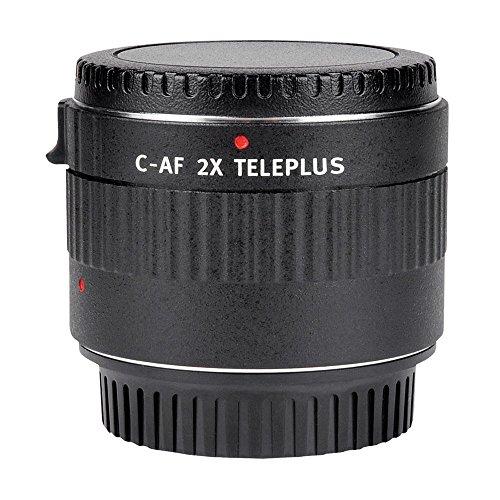 Viltrox C-AF 2X Monture d'objectif téléconvertisseur, multiplicateur de focale, autofocus pour objectif Canon EOS EF