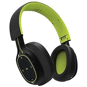 BlueAnt Pump Zone Bluetooth Wireless Sport Headphones - Green