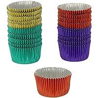 Metaltex Moldes de papel para bombones, multicolor, 3,5cm, 100unidades