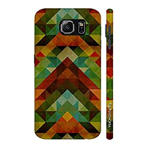 Enthopia Designer Hardshell Case Going Up Back Cover for Samsung Galaxy Note 6