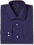 #6: Peter England Men's Printed Slim Fit Formal Shirt