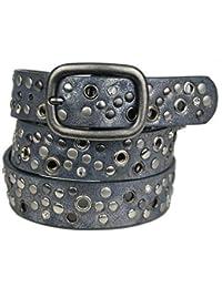 Bags4Less Gürtel mit Nieten & Strass Model: 149-14A