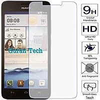 Guran® Protector de Pantalla Vidrio Cristal Templado Para Huawei Ascend G630 Smartphone Film