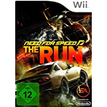 Need for Speed - The Run [Software Pyramide] - [Nintendo Wii]