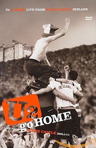 U2 - Go Home - Live From Slane Castle usato  Spedito ovunque in Italia