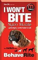 Mikki Muselière de dressage pour chien Taille 2 XL