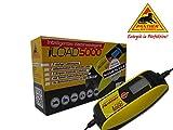 Panther iLOAD 5000 KFZ Batterieladegerät Ladegerät Batterie Auto Akku Ladegerät Autobatterie aufladen 6V+12V 5 A