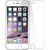 MiiCreations Apple Iphone 6-Front Premium Tempered Glass Screen Protector Guard Ultra Clear High