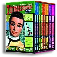 Thunderbirds Megaset (Complete 12 Volume Set) by Sylvia Anderson