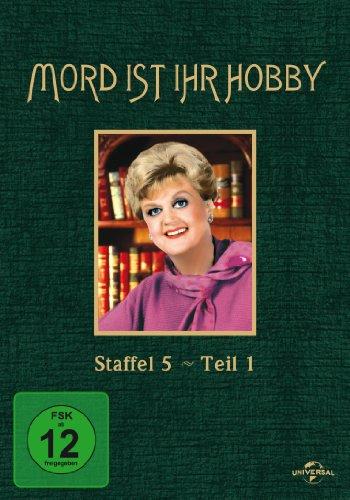 Mord ist ihr Hobby - Staffel 5.1 (3 Discs) hier kaufen