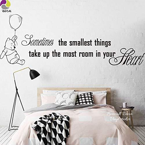 A veces, cosas más pequeñas ocupan más espacio
