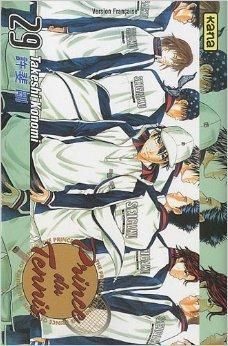 Prince du tennis Vol.29 de KONOMI Takeshi ( 6 mai 2010 ) par KONOMI Takeshi