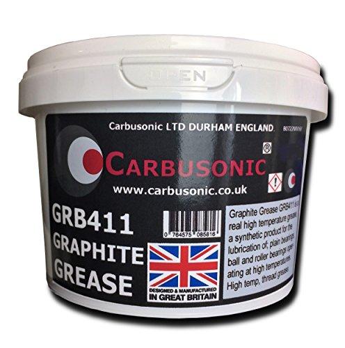 Grafito grasa totalmente sintético alta temperatura 500gm