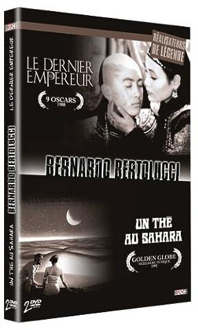 Coffret Réalisateur de Légende BERNARDO BERTOLUCCI : Thé au Sahara (Un) + Le Dernier Empereur (2