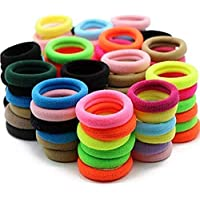 Cute Gang - Hair Rubber Bands For Women/Girls -(MULTI Color - Pack of 5 pcs)