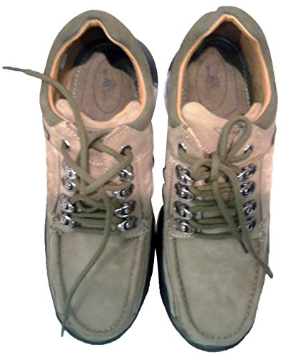Mens Woodland Shoes G4092 Khaki / 05 51XUGA 7mFL