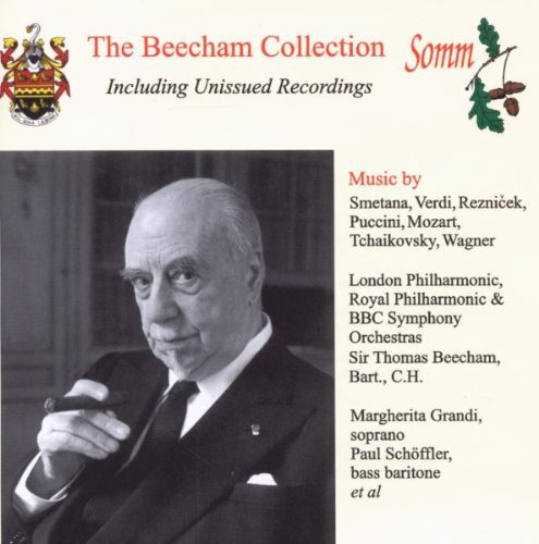 Oeuvres de Smetana (The Beecham collection)