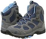 Jack Wolfskin Damen MTN Storm Texapore Mid W Trekking-& Wanderstiefel, Blau (Dark Sky 1165), 37 EU - 5