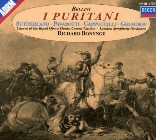 "Bellini : I Puritani (""Les puritains"")"