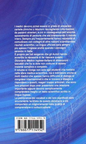 Zoom IMG-1 dizionario medico illustrato inglese italiano