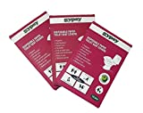 Gypsy Hygienic Disposable Toilet Seat Covers Travel Pack (Pack of 30 Sheets)…