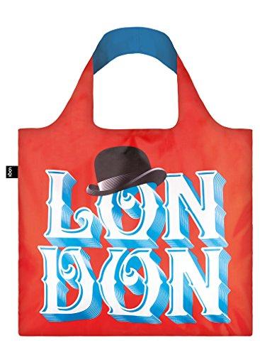 LOQI ALEX TROCHUT Berlin Bag - Einkaufstasche London