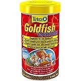 TETRA Goldfish Granules - Aliment Complet en granulés flottants pour Poissons Rouges - 500ml