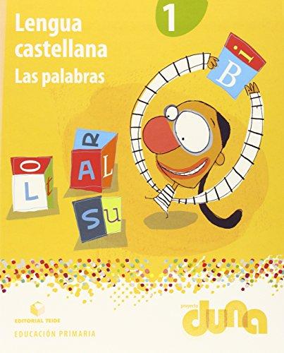 Lengua castellana 1 EPO - Proyecto Duna - Las Palabras - 9788430713172