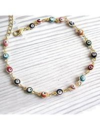 Hosaire Chaîne de Cheville Bracelet Femmes Nouveauté Style Mode Chaîne Bijoux Cadeau de l'amour