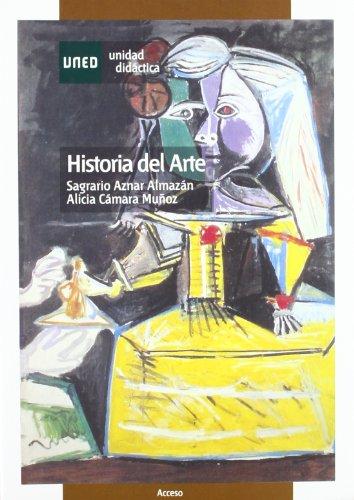 Historia del arte (UNIDAD DIDÁCTICA)